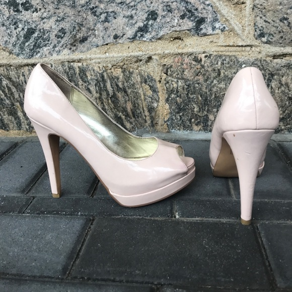 baby pink platform pumps by brigitte bailey 9 from
