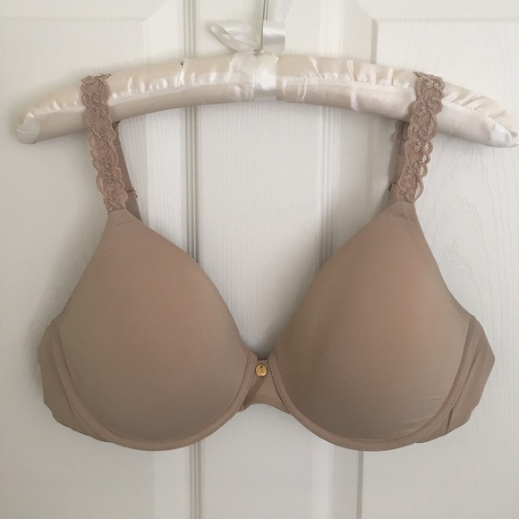 38 off natori other natori pure luxe t shirt bra 38c