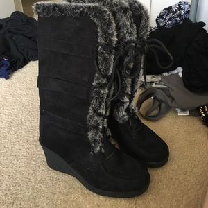 American Eagle by Payless Shoes - Wedge boots