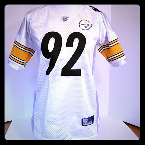 quality design 85c8c b6814 James Harrison Pittsburgh Steelers Jersey NFL