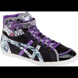 tokidoki Shoes - Rare Onitsuka tiger x tokidoki high tops Used👇🏻