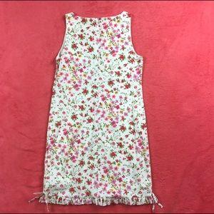 Luli & Me Dresses - Luli & Me Girls Size 14 Floral Summer Dress