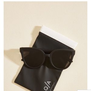 Brand new quay sunglasses