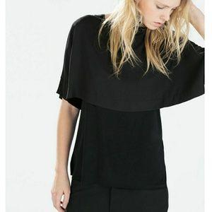 ZARA Double Layer Shirt