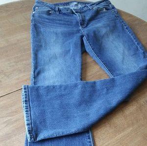 Denim - Jennifer Lopez size 10 jeans