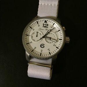 Lucien Piccard Brand New Nylon Strap Watch! ⌚️