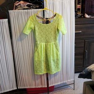 Sexy little mini dress