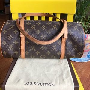 Louis Vuitton Handbags - 🔴FIRM PRICE🔴Louis Vuitton Papillon 30. Authentic