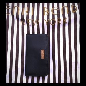 henri bendel Handbags - Henri bendel phone case wallet