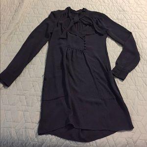 BCBGMaxAzria Dresses & Skirts - BCBG Collar Tie Dress