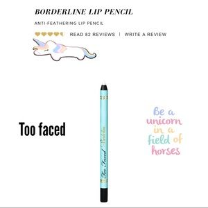 Too Faced Other - Too faced borderline lip pencil