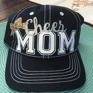 Cheer Mom baseball cap!