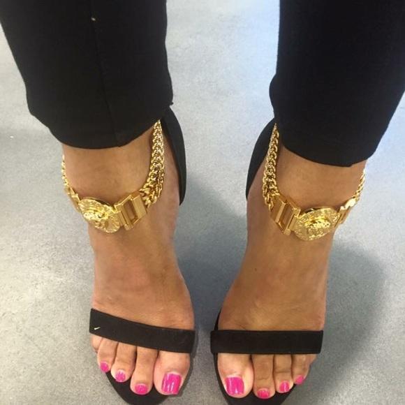 bfa3a2c499 Versace Ankle strap Sandals. M_59457f487f0a05fa3201662c