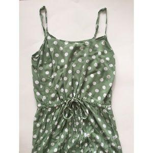 Forever 21 Dresses & Skirts - Polka Dot Maxi Dress