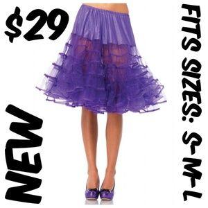 Dresses & Skirts - Knee Length Petticoat Pin Up Clothing Skirt