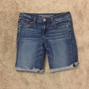 American Eagle Outfitters Pants - American Eagle Bermuda Shorts
