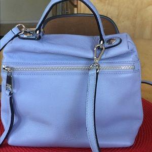 Perlina Handbags - PERLINA NEW YORK LEATHER CROSSBODY BAG