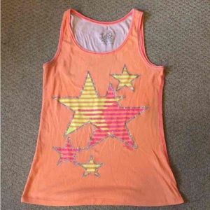 Girl's Justice Star Tank Top