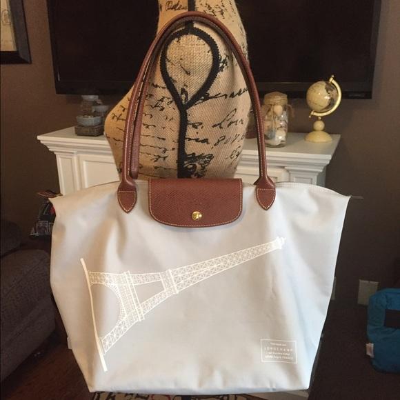 a0a859b8bc Longchamp Handbags - 🌟 Longchamp Paris Limited Edition!