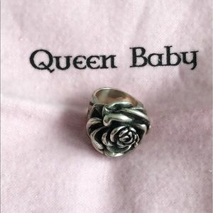 King Baby Studio Jewelry - King Baby Rose Ring