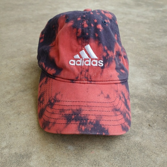 83ab21d672df9 adidas Accessories - Distressed Adidas Hat