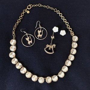 Shine and Smile Jewelry Set **Kitten&Pony**