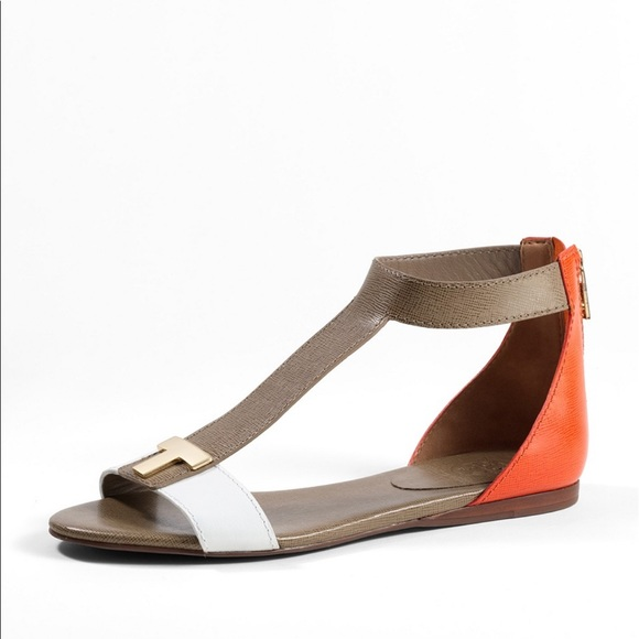 596f9f40434d Tory Burch Casey Flat Sandals. M 59458c78713fde9edd019ce8