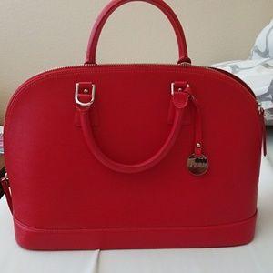 Fiore Italian leather handbag