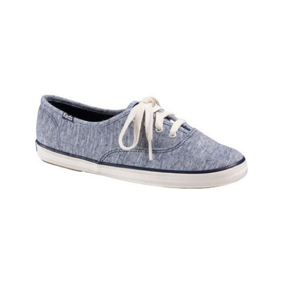 128af2a1038d09 Keds Shoes - Women s Keds Champion Jersey Blue Sneaker