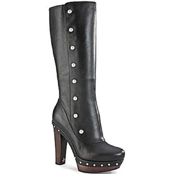 27b749c4fad Ugg Cosima Tall Boots 8.5 NWT