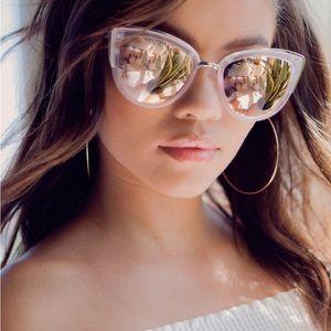 Quay Australia Accessories - Quay 'my girl' cat eye sunglasses
