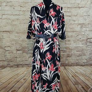 Vintage 1980's LANVIN Dress