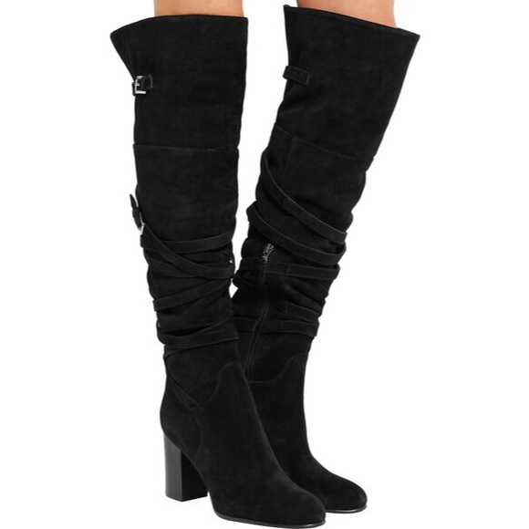 8536ce1177f3 Sam Edelman Sable Over the Knee boots size 6 •