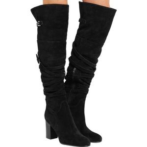 • Sam Edelman Sable Over the Knee boots size 6 •