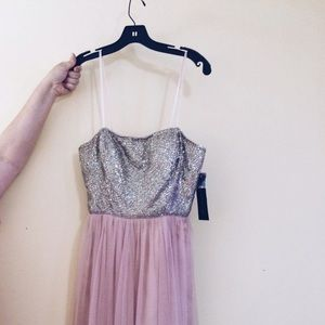 NWT gorgeous brand new embellished dress