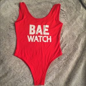 Other - Bae Watch Swim
