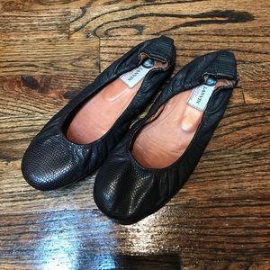 Lanvin Shoes - Lanvin Lizard Ballet Flats