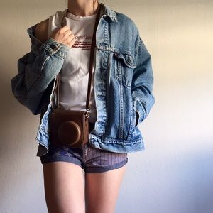 OverSized Vintage Levi's Jacket