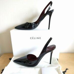 Celine Shoes - Celine black heels
