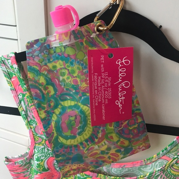 26 Off Lilly Pulitzer Tops Lilly Pulitzer Flamingo Tank