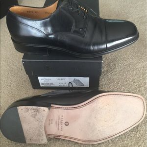 Magnanni Other - 👍REDUCED 🕵🏻Nearly new oxfords black all leather