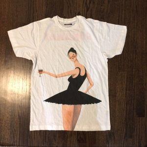 Kanye West merchandise t-shirt. Size Medium