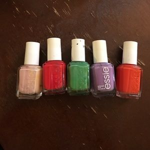 Essie Other - NWT Bundle of Essie Nail Polishes