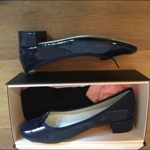 Repetto Shoes - Repettos ballet flat with heel