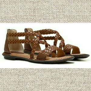b.o.c. Shoes - B.O.C. Candee Dark Brown sandals