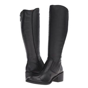 • Donald J Pliner Envy black knee boots •