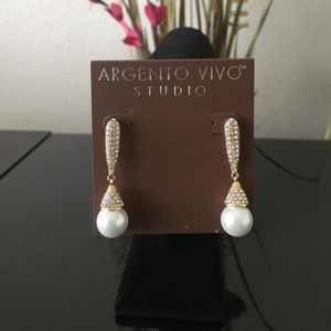Argento Vivo Jewelry - Earring