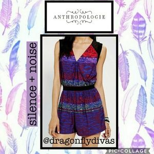 🆕 Urban Outfitters Silence +Noise Tribal Romper S