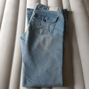 People's Liberation Denim - People*s Liberation flare leg jeans