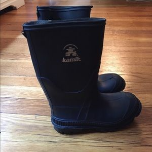 Kamik Other - Kamik suze 2 boys rain boots